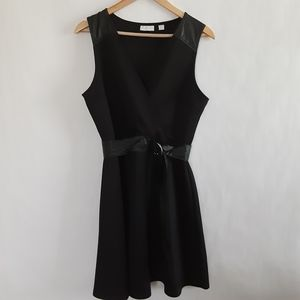 6 for25 New  York  and Co black dress. *5…